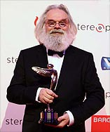 Kommer with Lumiere Award